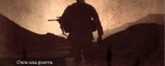 Video poesia 'C'era una guerra' di Emanuela Arlotta
